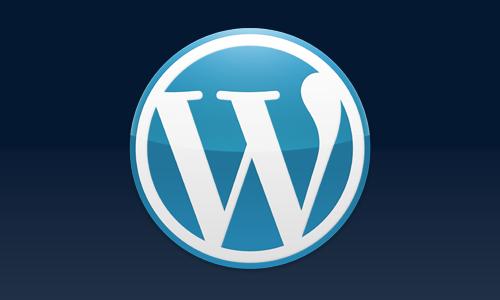 WordPressのロゴ