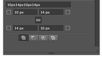 Photoshop CC 属性パネル