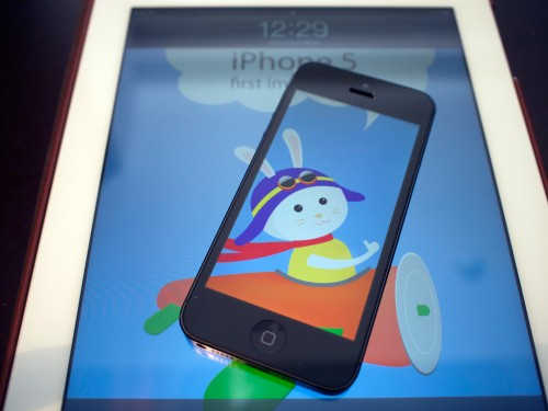 iPhone 5ファーストインプレッション
