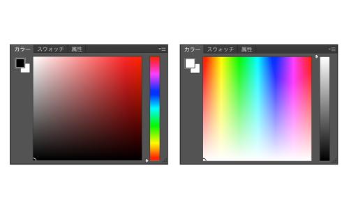 Photoshop CC 2014 カラーパネル