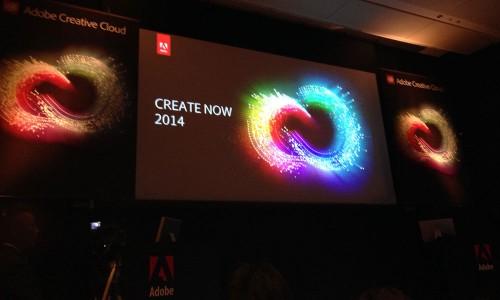 Adobe Create Now 2014