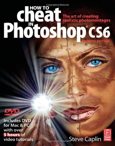 Cheat of Photoshop CS6