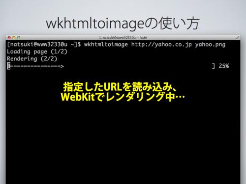 wkhtmltoimageの使い方